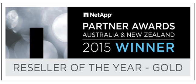 FLEXdata Solutions – NetApp Gold Reseller Winner
